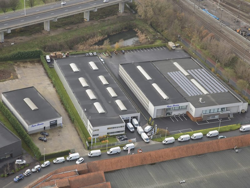 Aqua-Pro Aqua Service bedrijf Belgie