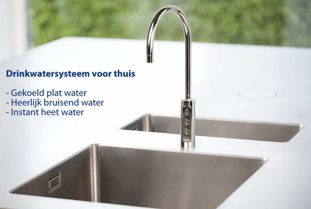 Drinkwatersysteem Thuis Leidingwater