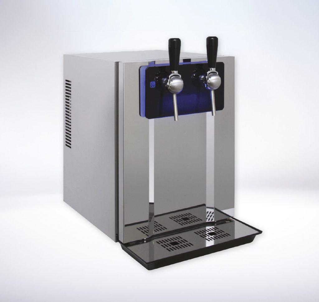 Waterkoeler leidingwater