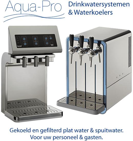 drinkwatersysteem voor kantoor of bedrijf