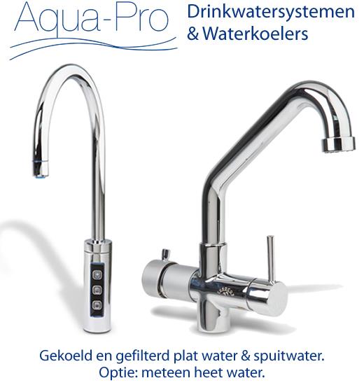 Drinkwatersysteem voor thuis Aqua-Pro Drinkwaterkraan