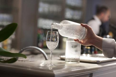 drinkwatersysteem waterkoeler op waterleiding horeca Aqua Service